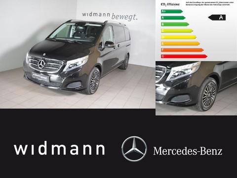 Mercedes V 220 d EDITION kompakt GarminMapPilot