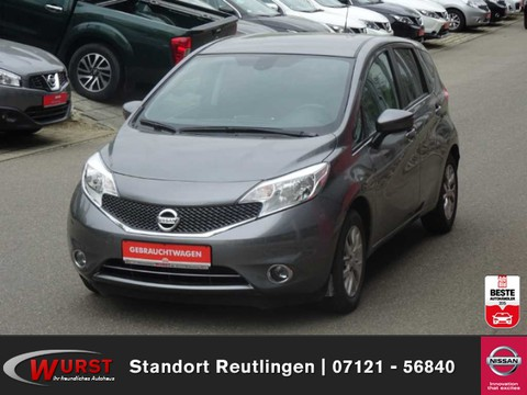 Nissan Note 1.5 Acenta dCi inkl