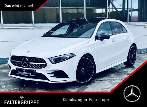 Mercedes-Benz A 250 6.6 691 AMG Technik ENERGIZING DISTRO