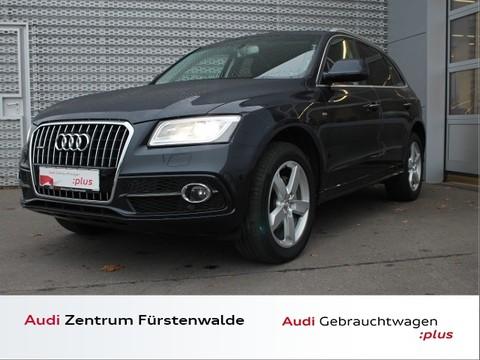 Audi Q5 2.0 TDI qu S Line