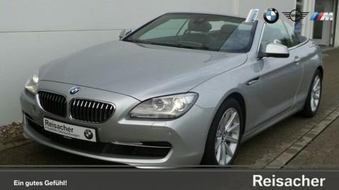 BMW 640 i Sport Cabrio