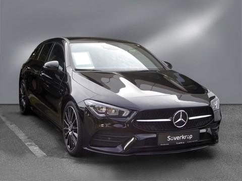 Mercedes-Benz CLA 200 d SB AMG Night Editon2020 Spur