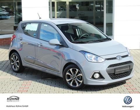 Hyundai i10 1.2 YES Silver