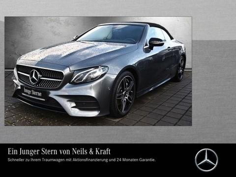Mercedes-Benz E 200 Cabrio AMG 19 AMBI NIGHT AIRCAP