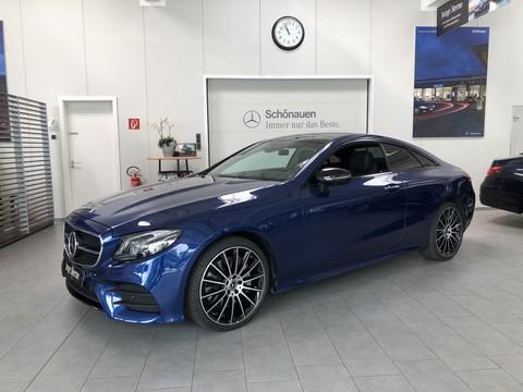 Mercedes-Benz E 350 Coupé AMG SITZKLIMA WIDE BURMES