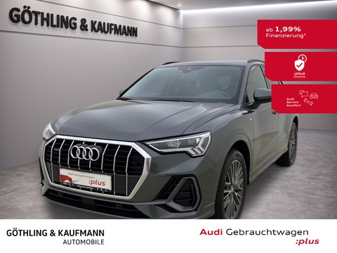 Audi Q3 40 TFSI qu 2x S line Assis