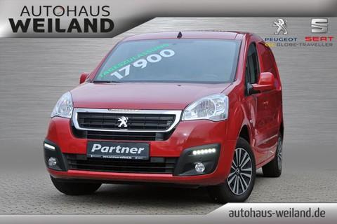 Peugeot Partner 1.6 120 L1 Komfort Plus (B9)