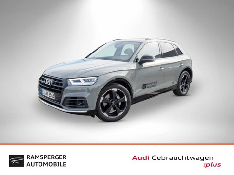 Audi Q5 sport 45 TDI quat S line B O