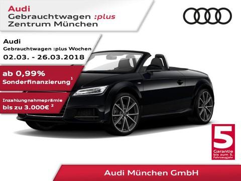 Audi TT 2.0 TFSI qu Roadster 2x S line
