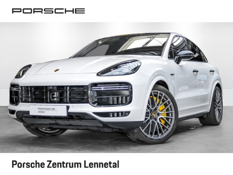 Porsche Cayenne Coupe Turbo S E-Hybrid Coupe