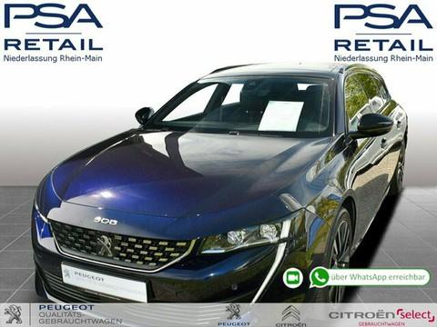 Peugeot 508 SW GT PT 225 3D S el Heckk