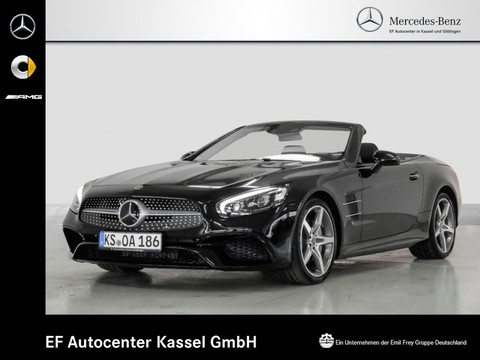 Mercedes SL 500 undefined