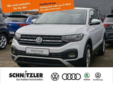 Volkswagen T-Cross 1.0 TSI SHV