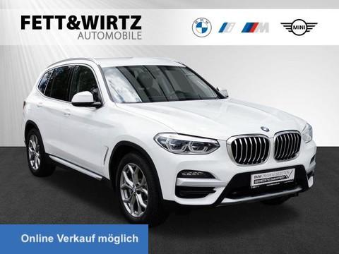 BMW X3 xDrive30e xLine 19 Live Prof