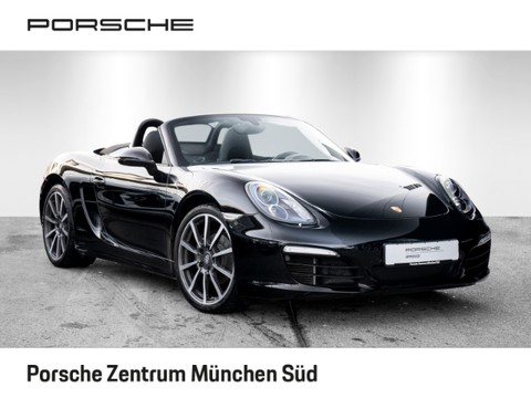 Porsche Boxster Black Edition 20-Zoll