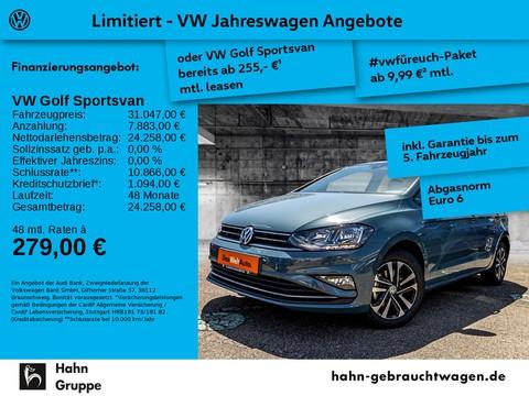 Volkswagen Golf Sportsvan 2.0 TDI Comfortl