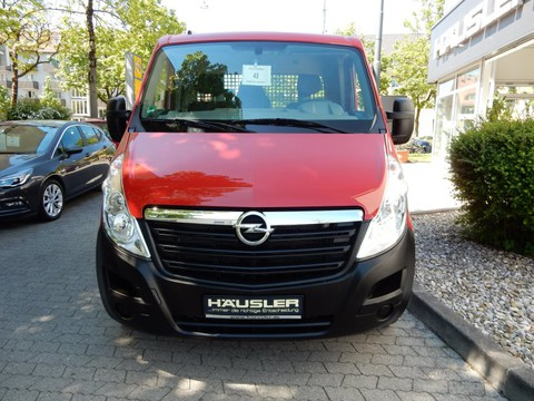 Opel Movano 3.5 B 125 (t) Pritsche L2H1 FWD