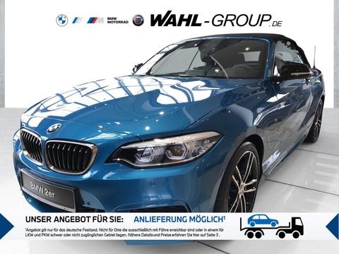 BMW M240i 0.0 Cabrio Automatik   UPE 640 EUR