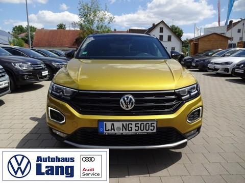 Volkswagen T-Roc 1.5 TSI Black Style Style OPF (EURO 6d-)