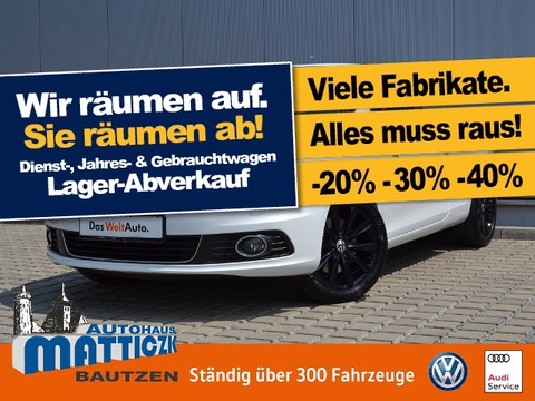 Volkswagen Eos 2.0 TDI Black Style DESIGN-PAKET