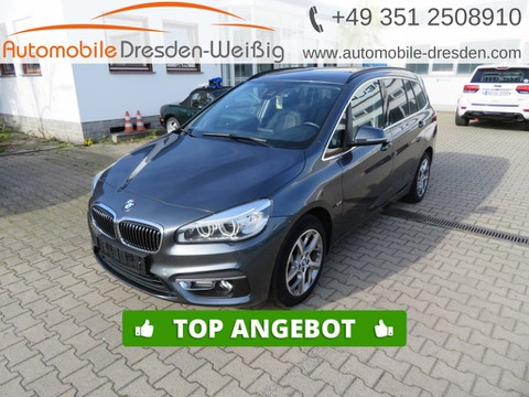 BMW 216 Gran Tourer i Luxury Line