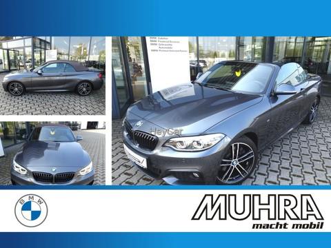 BMW 230 i Cabrio M Sport Hifi