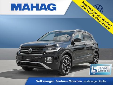 """Volkswagen T-Cross 1.0 TSI Style - - """"Discover Media"""" - """"Blind Spot""""-Sensor """"Plus"""""""
