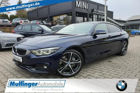 BMW 440 i Gr Coupe xDr SurView Online-Verkauf möglich