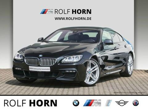 BMW 650 Gran Coupe xDrive M Sportpaket H&K