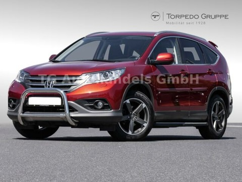 Honda CR-V Lifestyle Black Edition