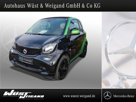 smart ForTwo electric drive passion 2xKabel