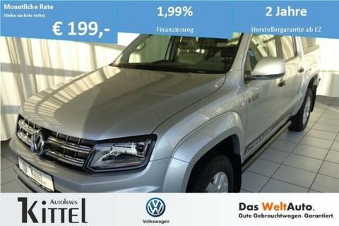 Volkswagen Amarok DoubleCab Canyon