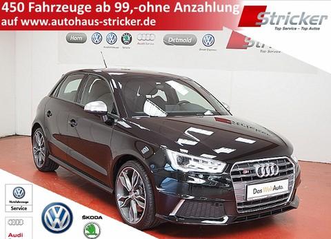 Audi S1 2.0 TFSI quattro Sportback 379 ohne Anzahlung