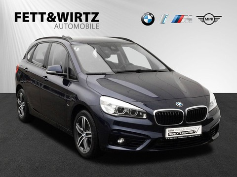 BMW 220 Active Tourer Sport Line