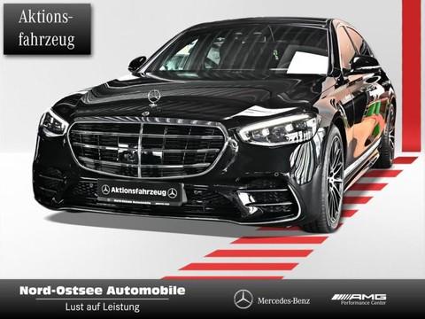 Mercedes-Benz S 400 d lang AMG ENERGIZING STANDHEIZG