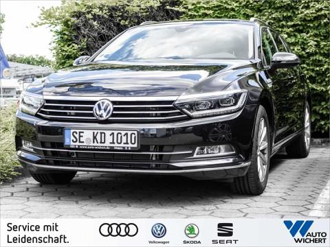 Volkswagen Passat Variant 2.0 TDI Highline