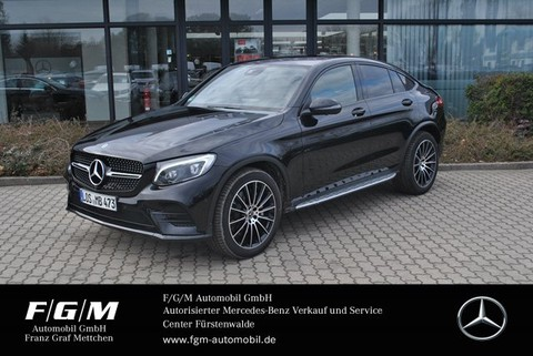 Mercedes-Benz GLC 350 d AMG COM Burm Night ° Totwin