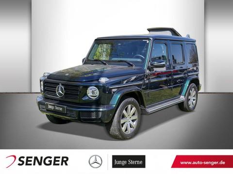 Mercedes-Benz G 500 ASSISTENZ-P EDELSTAHL-P BURM