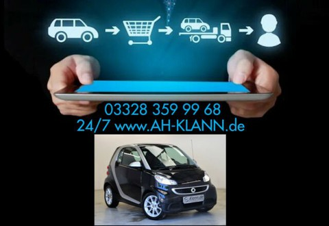 smart ForTwo 1.0 71PS MHD Passion Automatik