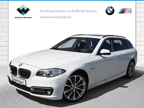 BMW 535 d xDrive Luxury Line HK HiFi