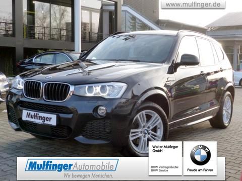 BMW X3 xDr 20d Sp M-Sport DrivAss NaviP