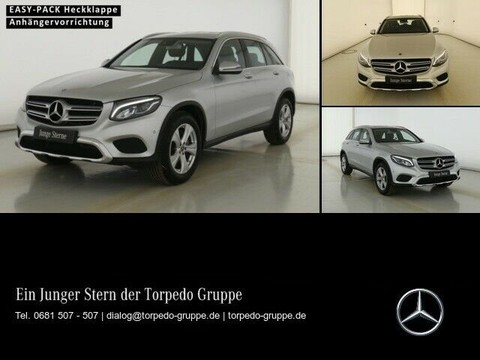 Mercedes-Benz GLC 250 EXCLUSIVE EASY