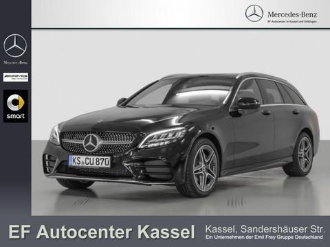 Mercedes C 200 T AMG Line Burmest