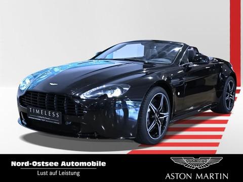 Aston Martin V8 Vantage S Roadster - Aston Martin Hamburg