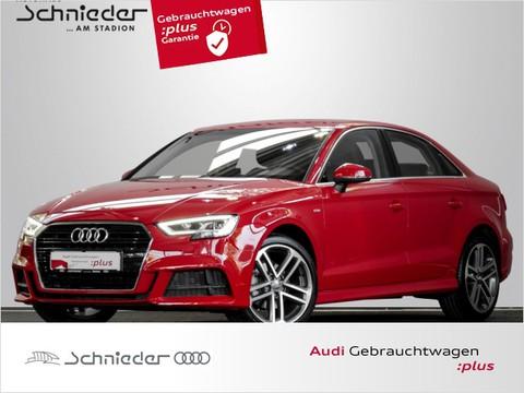 Audi A3 Limousine Design S-Line S Line