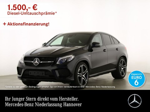 Mercedes GLE 43 AMG Cp Exclusive