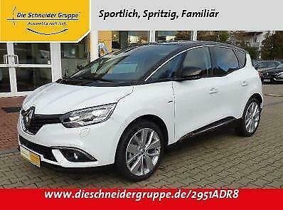 Renault Scenic ENERGY TCe 140 GPF Limited Deluxe-Paket
