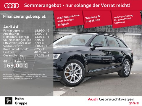 Audi A4 1.4 TFSI Avant Einpark