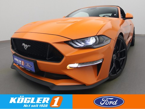 Ford Mustang Customized GT Cabrio 726PS Shelby-Felgen