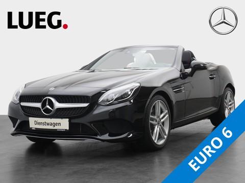 Mercedes SLC 180 Sport-Paket 18